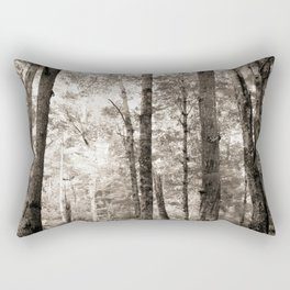 Birch Forest 2 Rectangular Pillow