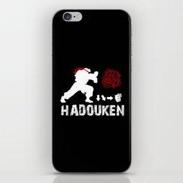 Ryu Street Fighter iPhone Skin