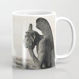 Gargoyle of Notre Dame Coffee Mug