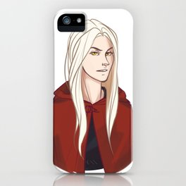 Manon iPhone Case