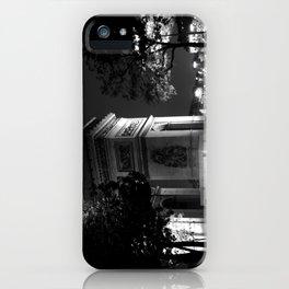 Triumph - Paris iPhone Case