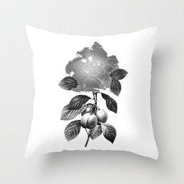 Brooklyn Botanicus Throw Pillow