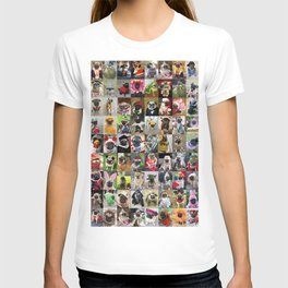 Pugs in Costumes T-shirt