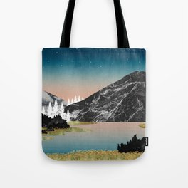 The Lake Tote Bag