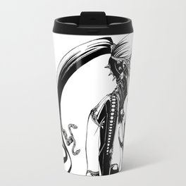 Fetish Girl Travel Mug