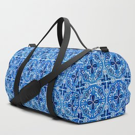 Sevilla - Spanish Tile Duffle Bag