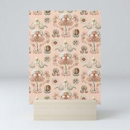 Ernst Haeckel - Jellyfish Scientific Illustration Mini Art Print
