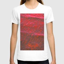 Waves Reds DPG160608f T-shirt