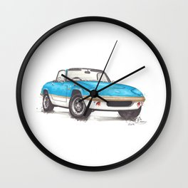 Elan S2 Wall Clock