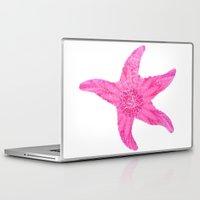 hawaiian Laptop & iPad Skins featuring Hawaiian Starfish by Teresa Chipperfield Studios
