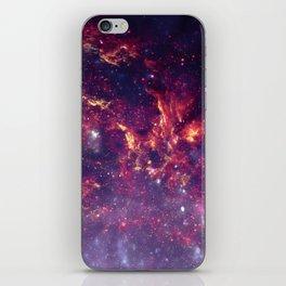 Star Field in Deep Space iPhone Skin