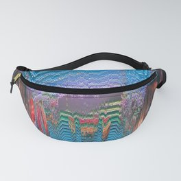 Ready Player One: Glitch Fanny Pack