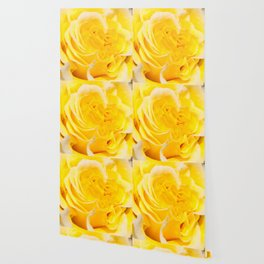 A Touch of Yellow #Rose #1 #art #society6 Wallpaper