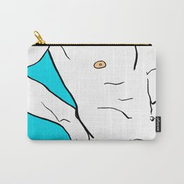 My Body Keeps Changing My Mind Carry-All Pouch