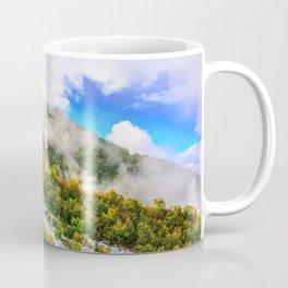 Autumn in Mountains Coffee Mug