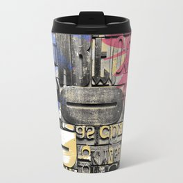 The forgotten Word Travel Mug