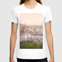 florence T-shirts featuring Florence by ocophoto