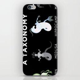 A taxonomy iPhone Skin