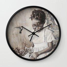 Uganda Orphan Wall Clock