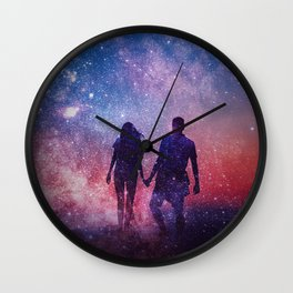 While it lasts Wall Clock