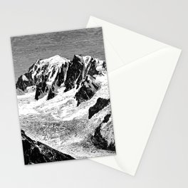 Existing Alpine Glacier Stationery Cards