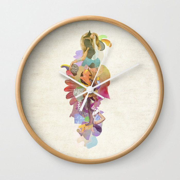 PSYCHIC Wall Clock