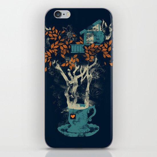 Tea House iPhone & iPod Skin
