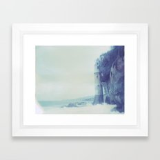 The Lost Sea Framed Art Print
