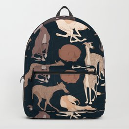Whippet Good! Backpack