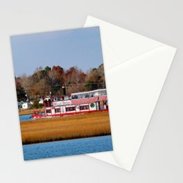 Floating Down The ICW Stationery Cards