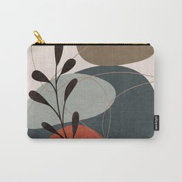 Abstract Elements 15 Carry-All Pouch