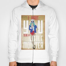 For The Monsters Hoody