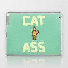 Cat Ass Laptop & iPad Skin