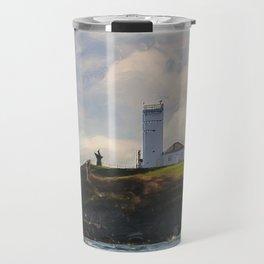 Montauk Lighthouse Travel Mug