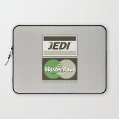 Brand Wars: Jedi Master Yoda Laptop Sleeve