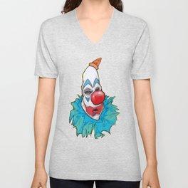 Clown 26 Unisex V-Neck