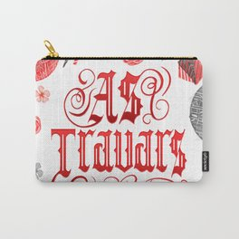AS TRAVARS Carry-All Pouch