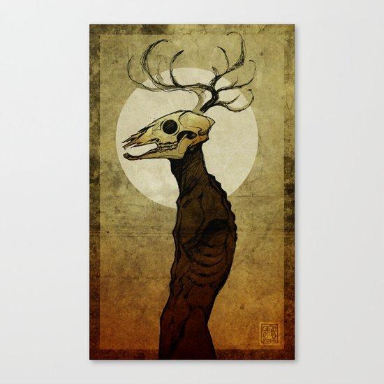 Perkele Canvas Print
