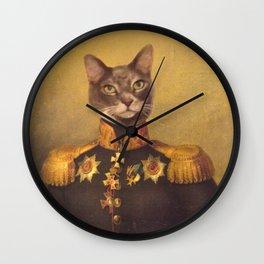 General Bity Bits Portrait Wall Clock