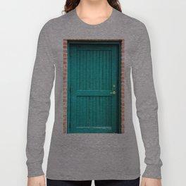 Green Door Long Sleeve T-shirt