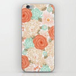 Cadimum Orange iPhone Skin