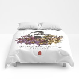 Today is the day Marty McFly goes to the future! 2015-10-20 Comforters