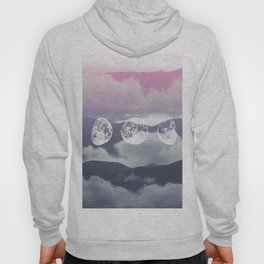 Pink Moontime Hoody