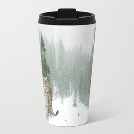 Leopard persian Travel Mug