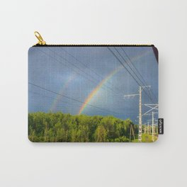 The railway into the dream Carry-All Pouch