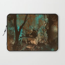 THE LOST FOREST Laptop Sleeve