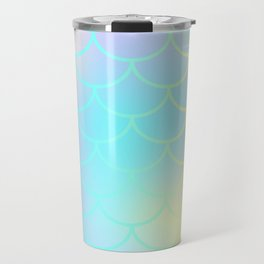 Rainbow Mermaid Travel Mug