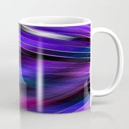 Re-Created  Feather ix by Robert S. Lee Coffee Mug