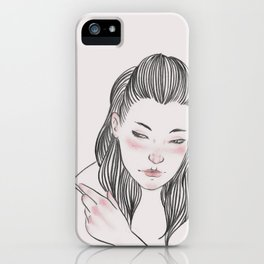 Are you gonna break my heart? iPhone Case
