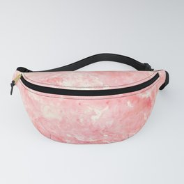 Art Deco Pink Fanny Pack